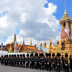 Thailand: Year of Mourning