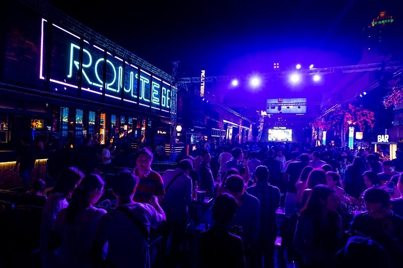 Route 66 is one of the nightclubs in Bangkok you really can't miss. It's the ultimate in Thai nightlife!
