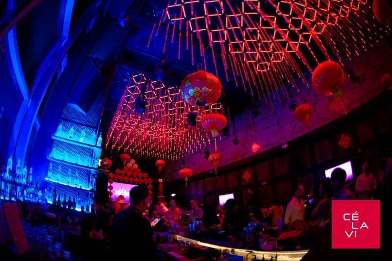 Ce La Vi is one of our favorite nightclubs in Bangkok.