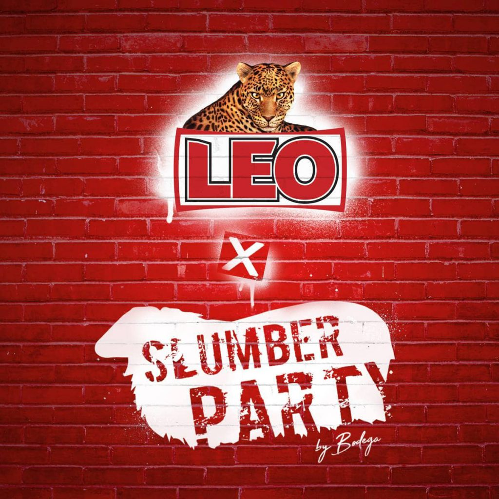 Slumber Party Hostels and LEO Beer