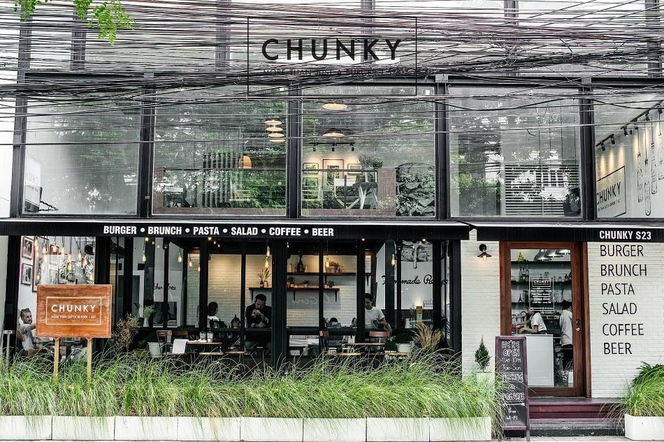 When it comes to cafes in Sukhumvit, Chunky is an underrated choice.