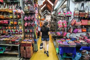 Chatuchak Weekend Market has over 15,000 vendors.