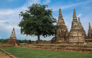 Ayutthaya is one of the best day trips from Bangkok, hands down!
