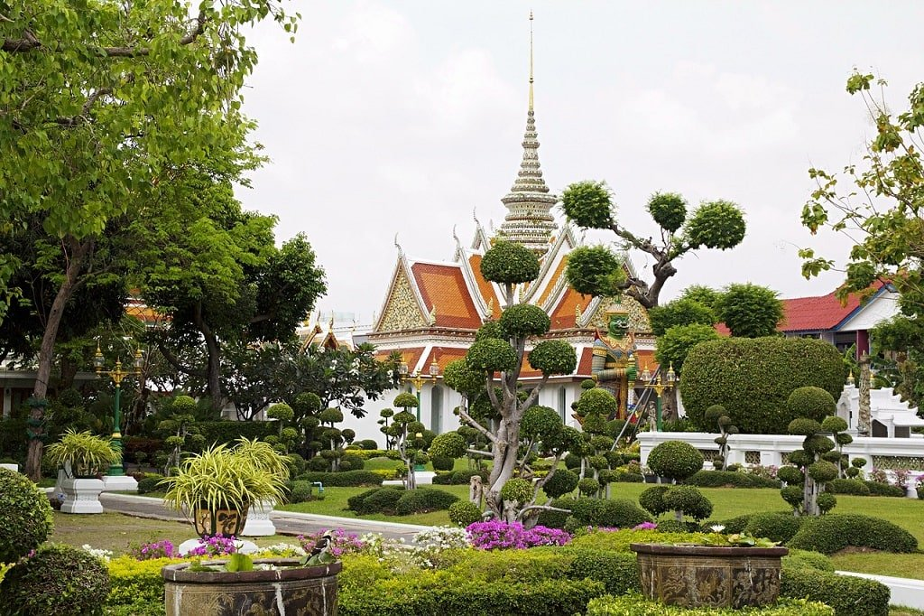 The Grand Palace and Wat Prakaew are considered the heart of Thailand's spirit.
