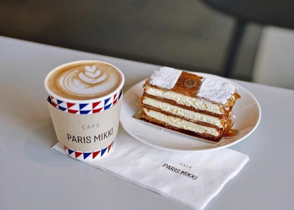 A list of cafes in Sukhumvit wouldn't be complete without the quintessential French cafe.