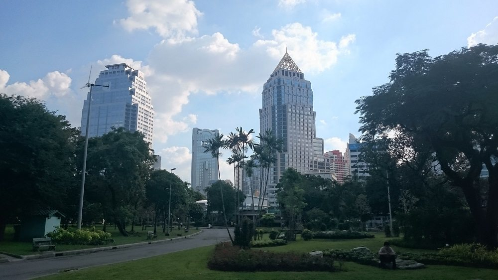 Just a few stops away from Sukhumvit area, Lumphini Park has tons to do.