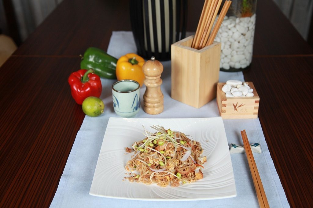 Savor Pad Thai history with a plate when you're in the Land of Smiles.