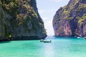 The best day trips from Phuket involve white sand beaches and emerald waters
