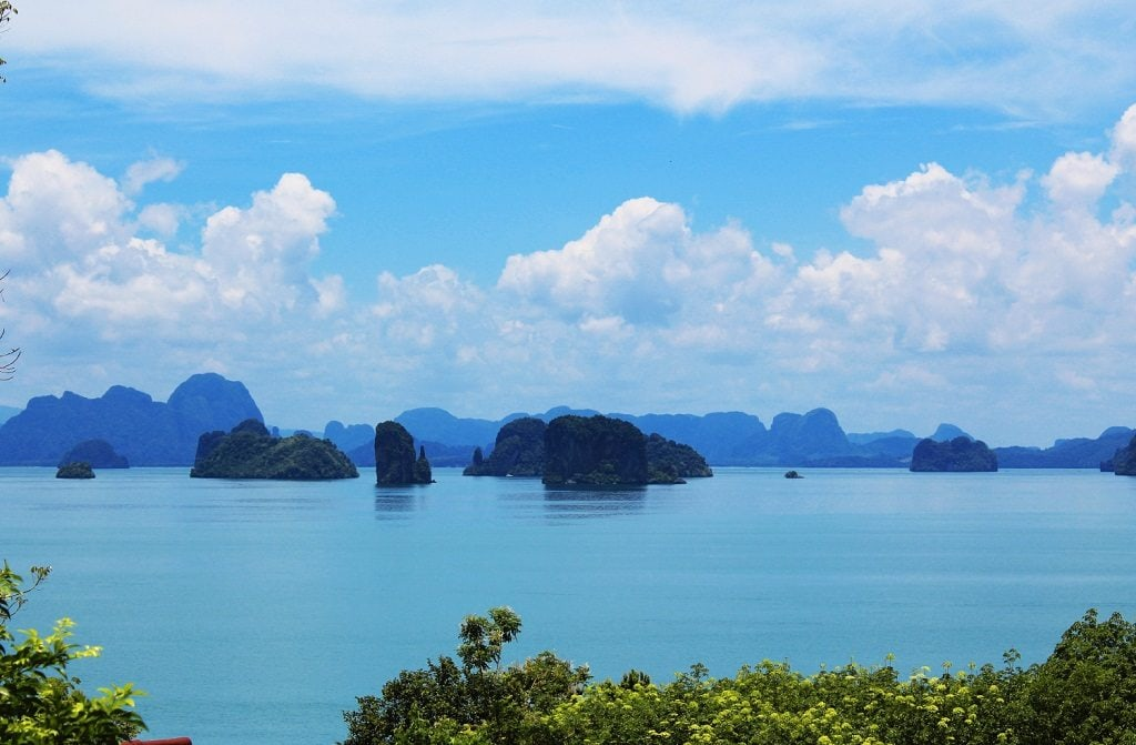 Koh Yao Noi is an absolutely epic view.