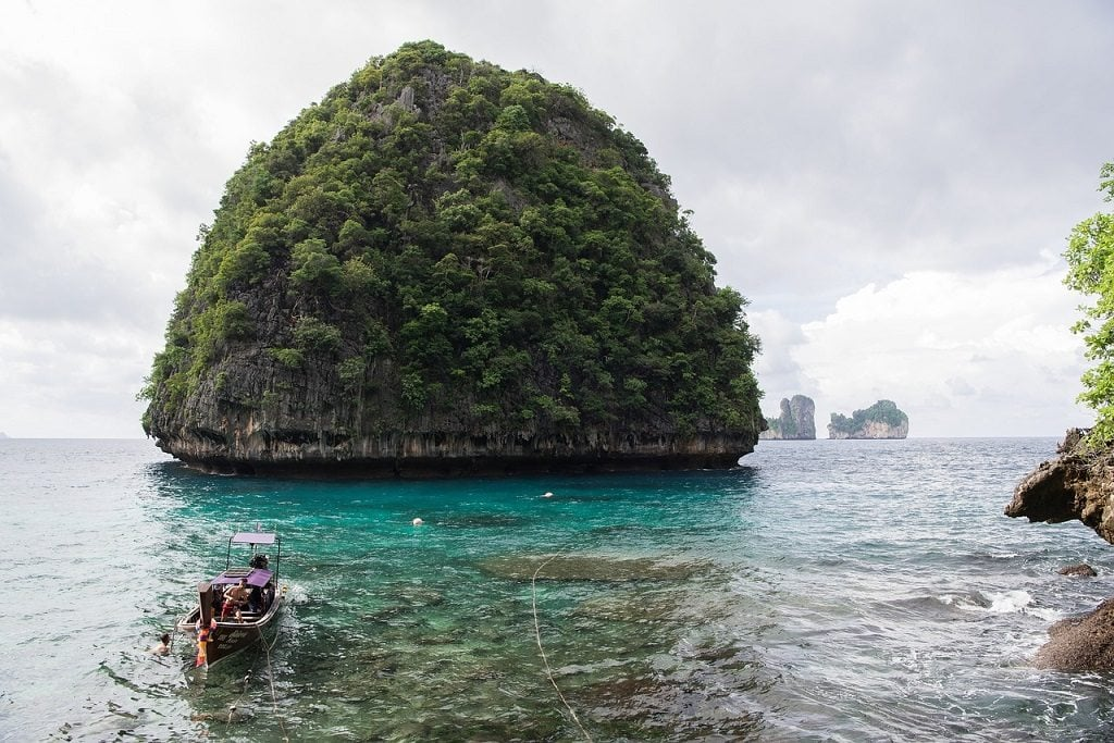Phi Phi is one of the best day trips from Phuket, but it's definitely worth staying longer than that. If you like to party.