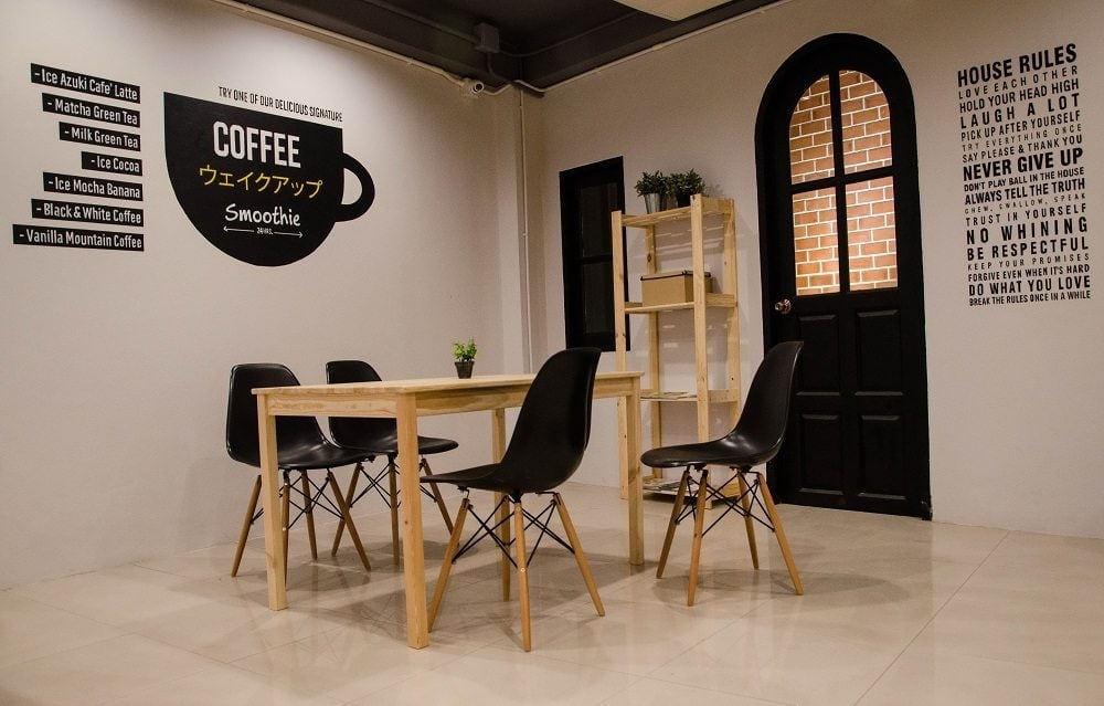 A list of the best Chiang Mai coworking spaces wouldn't be complete without Wake Up Coffee.