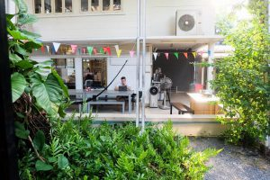 A list of coworking spaces in Bangkok wouldn't be complete without HUBBA Ekkamai..