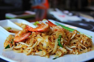 Learn about Pad Thai history - how the famous Thai dish came to be.