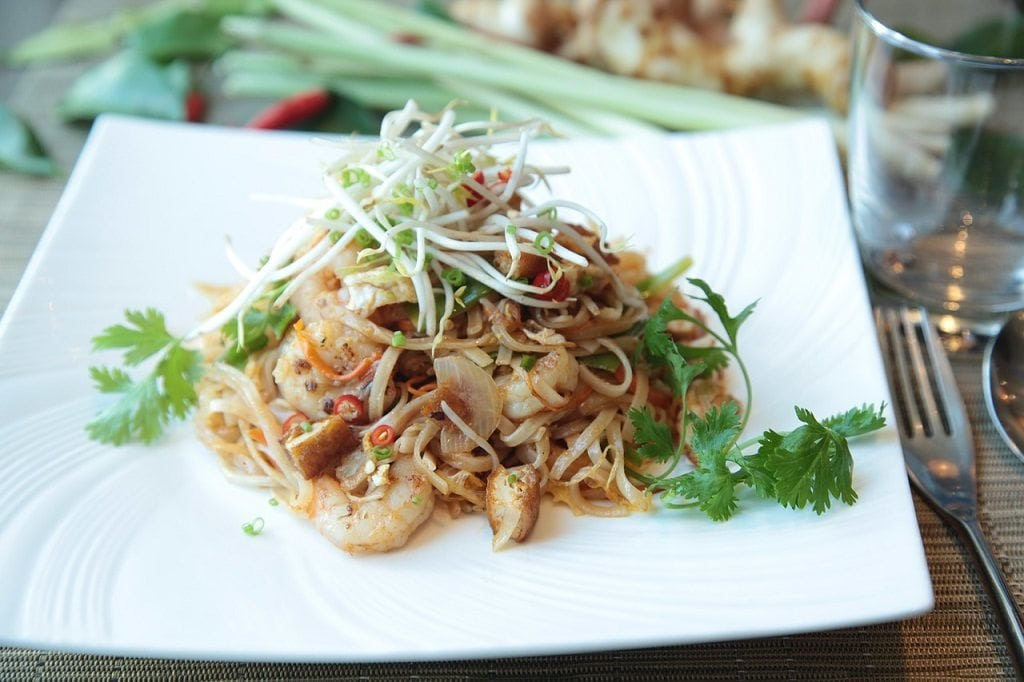 A foodie tour of street food in Chiang Mai isn't complete without some pad thai.