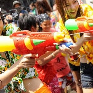 Songkran 2018 Guide: How to Dominate the Water Fight