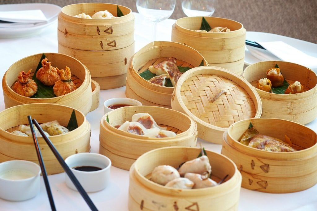 Dim sum isn't just in Hong Kong - it's a staple of street food in Phuket as well.
