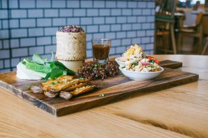 Healthy dieting is now easy in Bangkok, with so many vegan and vegetarian restaurants to choose from.