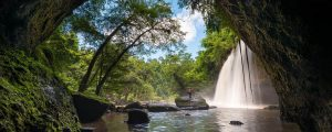 Khao Yai National Park is a national treasure of Thailand