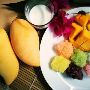 Iconic Thai Food: All About Mango Sticky Rice
