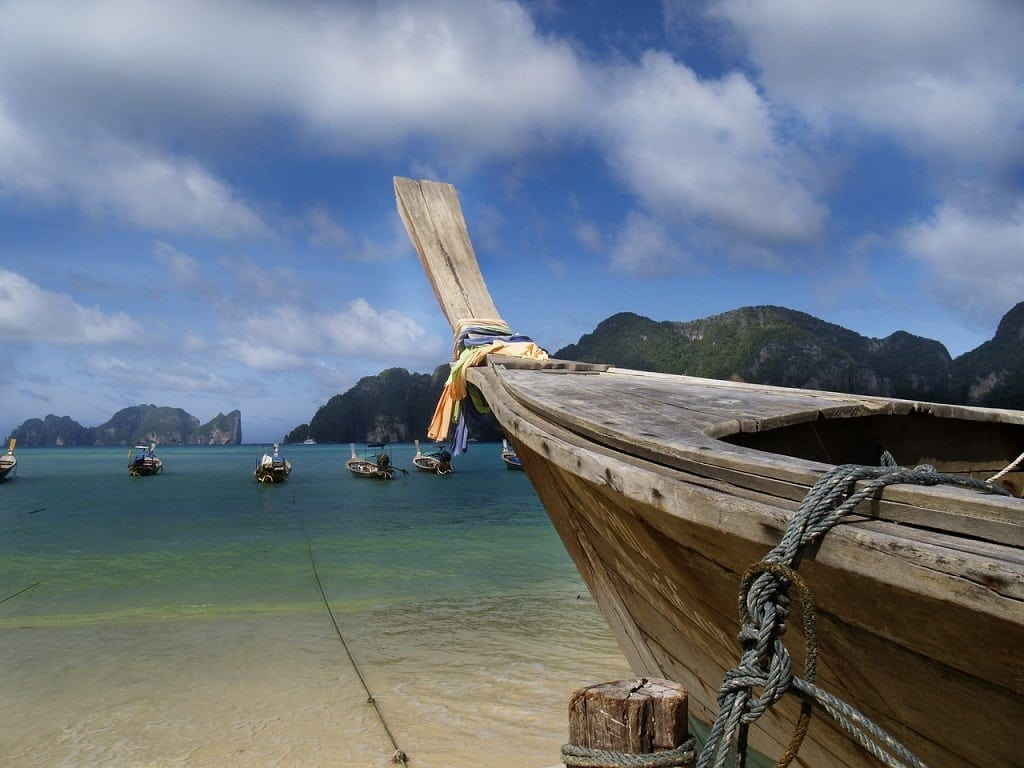 The sustainability in Koh Phi Phi is of huge concern to locals and tourists alike.