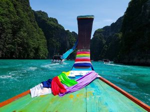 Sustainability in Koh Phi Phi is a huge environmental issue for the Thai government.