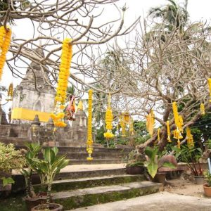 A Journey Round The Temples of Koh Phangan