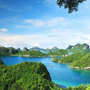 Come one, come all to Ang Thong National Park