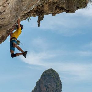"""The Only Way Down Is Up"" – Top 5 Rock Climbing Spots in Thailand"