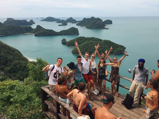 ang thong national park view point