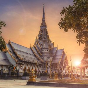 Top Temples to See when Visiting Thailand
