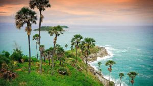 best viewpoint in phuket promthep cape