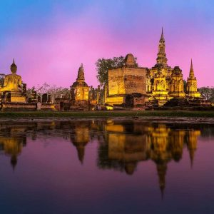 Before Bangkok, There Was Ayutthaya: A Guide To Thailand's Ancient Capital