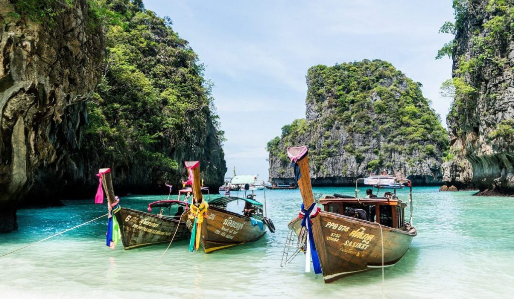 HOW TO GET TO KOH PHANGAN (FOR PARTIES AND BEACHES) TO KOH TAO (FOR DIVING) FROM PHUKET
