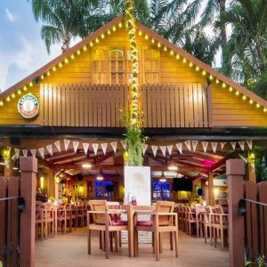 IN THE NAME OF THE REINHEITSGEBOT*: THE THREE BEST GERMAN BEER GARDENS IN THAILAND