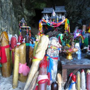 A Stroke of Luck: The History of Penis Shrines in Thailand