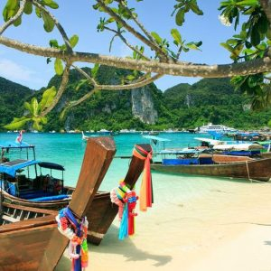 """WHY THE LONG TAIL?"": A BRIEF HISTORY OF THAILAND'S ICONIC LONG-TAIL BOATS"