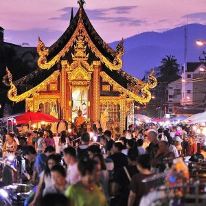 GETTING AROUND: A GUIDE TO LOCAL TRANSPORT IN CHIANG MAI