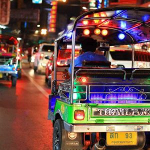 SONGTAEWS, TUK TUKS, AND ALL THAT JAZZ: A GUIDE TO USING LOCAL TRANSPORT IN BANGKOK