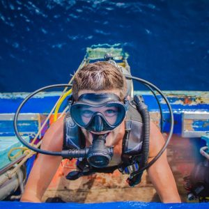 UNDER THE SEA: GETTING YOUR PADI IN KOH TAO