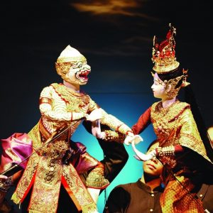 THE HISTORY OF THE THAI PUPPET THEATRE