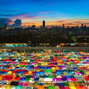 KNOW YOUR ZONE: A GUIDE TO THE CHATUCHAK WEEKEND MARKET