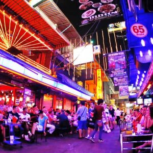 EIGHT LGBT-FRIENDLY VENUES <BR> AND BARS IN BANGKOK