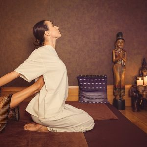 THE RUB DOWN: WHAT EXACTLY <br> IS A THAI MASSAGE?