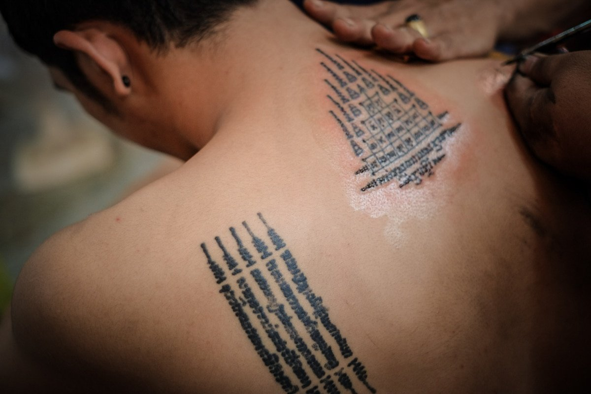 SACRED INK: TRADITIONAL THAI TATTOOS AND THEIR MEANINGS | Slumber ...