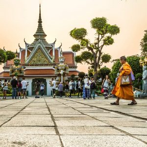 """""""DID YOU KNOW?"""": A HISTORY OF BUDDHIST MONKS IN THAILAND"""