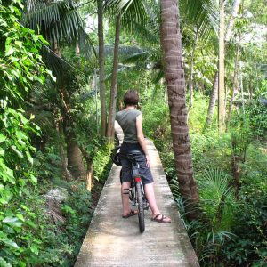 TWO-WHEELED FUN: THE BEST PLACES TO GO CYCLING IN BANGKOK