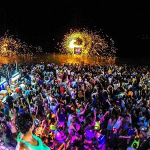 THE BEST PLACES FOR NEW YEAR'S EVE IN THAILAND