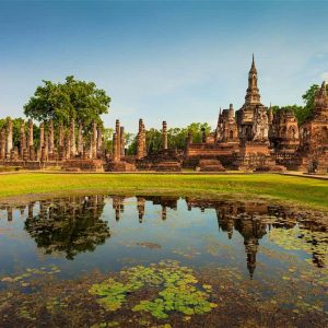THE BACKPACKER'S GUIDE TO SUKHOTHAI