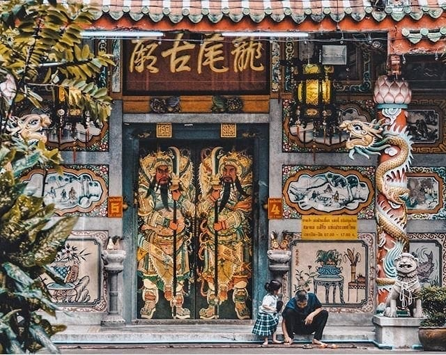 STREET ART IN BANGKOK: A GUIDE TO THE CITY'S COOLEST MURALS Chinatown
